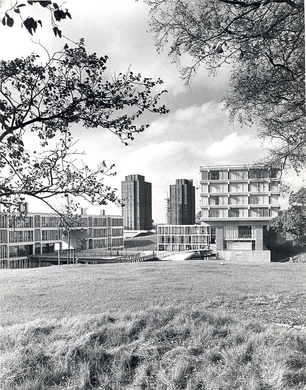 The Campus Sphere: An Examination of the Role of the Campus in the University of Essex Protests of 1968 and 1972